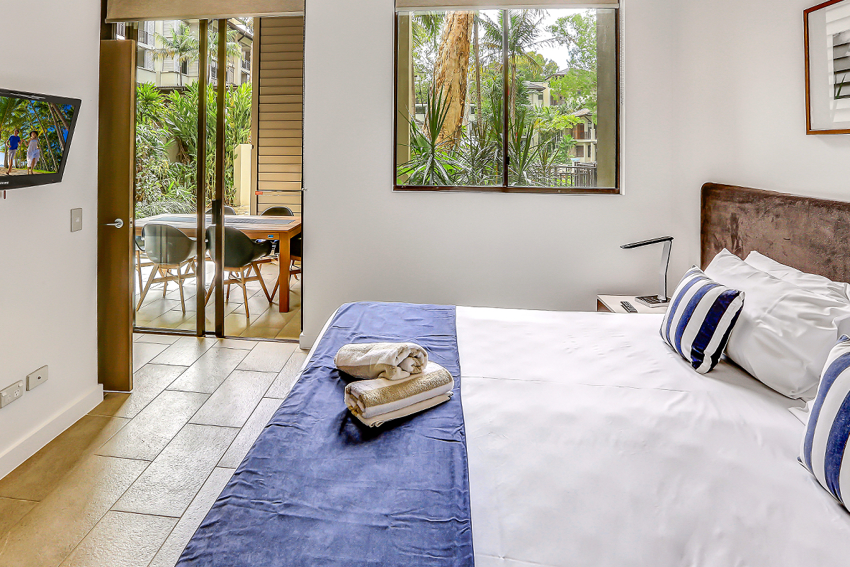2 Bedroom Courtyard