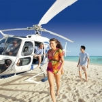 Photos of Great Barrier Reef Helicopters
